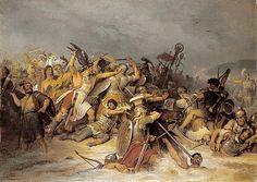 """Varusschlacht """"Vare, Vare, redde legionis!"""""""