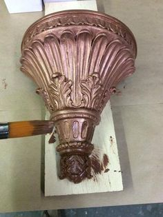 Modern Masters Copper Patina Metal paint