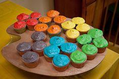 use mini cupcakes