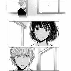Kuzu no Honkai 46 - Read Kuzu no Honkai 46 at heymanga. Manga Art, Manga Anime, Anime Art, Kuzu No Honkai Manga, Scums Wish, 2017 Anime, Best Animes Ever, Romantic Manga, Hanabi