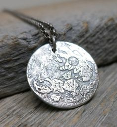 By the Light of the Moon necklace ... by ElementsArtifacts on Etsy