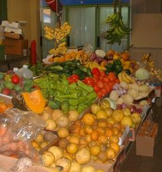 Taste Local Flavor at a Fruit and Vegetable Market Luquillo
