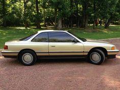 1988 Acura Legend LS Coupe Classic Cars Online Exotic Garage Carport