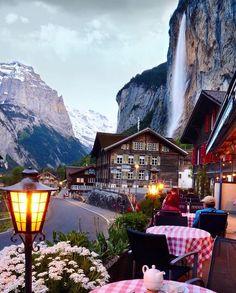 Hotel Jangfrau Lauterbrunnen