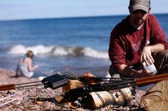 good menu ideas for camping @Rebekah Sheppard Franklin Stewart