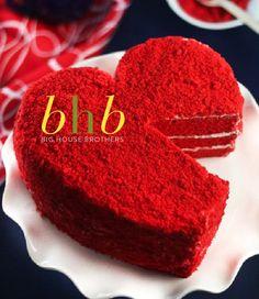 In questa giornata speciale prepara una torta con il pan di spagna BHB e sorprendi la tua dolce metà!  ❤ Buon San Valentino a tutti da BHB ❤