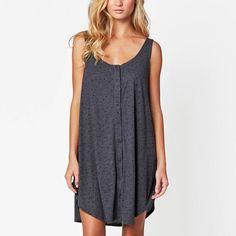 Bailey Dress | Grey | KKI