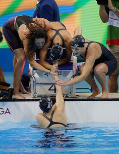 The Netherlands' Ranomi Kromowidjojo won several gold ...