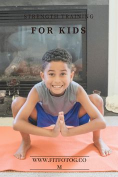 strength training workouts for kids