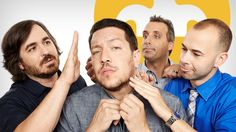 Impractical Jokers is a show where four life long friends compete to embarrass each other in public and the loser has to take a punishment. This show is hilarious and will make anybody laugh.