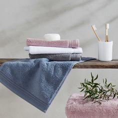 Gästhandduk Supersoft, Vit - Heminredning - Hemtextil - Hemtex Vit, Towel
