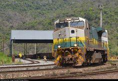 Foto RailPictures.Net: EFVM 1308 EFVM - Estrada de Ferro Vitória a Minas BB40-9WM GE em Nova Era, Minas Gerais, Brasil por Rodrigo Matheus