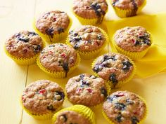 Sunny Morning Muffins Recipe : Sunny Anderson : Food Network - FoodNetwork.com