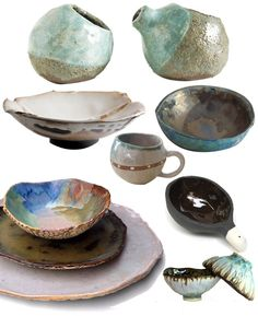 etsy post The Art of Slinging Clay