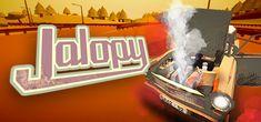Jalopy - Road Trip Car Driving Simulator Indie Game on Steam New Trucks, Trucks For Sale, Cool Trucks, New Nissan Titan, New Titan, Sierra Denali, Truck Stickers, Honda Ridgeline