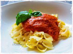 Rezepte mit Herz ♥: Fruchtige Tomatensoße für Pasta