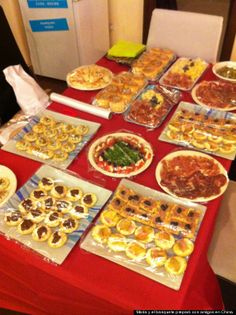 Food is a very important thing for Spanish people