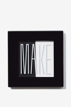 MAKE Super Matte Cake Liner Duo