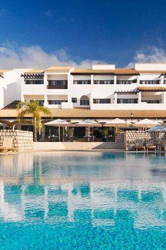 Enjoy the pool at Sheraton Algarve, Portugal