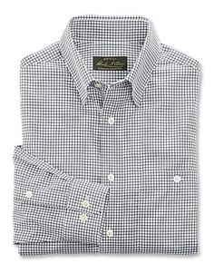 Just found this Wrinkle Free Dress Shirt - Hidden-Button-Down Wrinkle-Free Cotton Twill Shirt -- Orvis on Orvis.com!