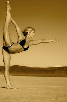 My personal inspiration for muscle tone + I'd love to nail dancers pose soon