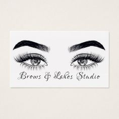 Modern Microblading Eyebrows Permanent Makeup Business Card - March 23 2019 at Makeup Business Cards, Salon Business Cards, Permanent Makeup Eyebrows, Eyebrow Makeup, Eyebrow Tips, Eyebrow Wax, Eyelashes Makeup, Fake Eyebrows, Eyebrow Pencil
