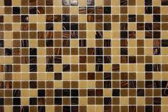 """Brilliance 3/4"""" x 3/4"""" - Sandstone Brown Mosaic"""