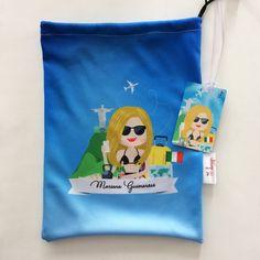 Saquinho organizador Reusable Tote Bags, Design, Travel, Organizers, Sacks