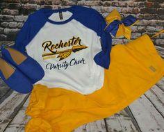 Rochester cheer