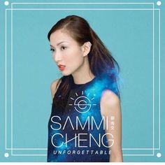我自己也不知道華納唱片公司發佈了這精選唱片 名字Unforgettable 64首歌粤語國語 華納唱片推出 by sammi_chengsauman