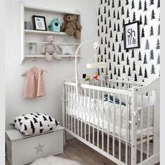 Preciosa habitación bebé