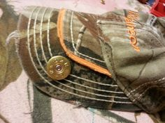 Shotgun Shell Hat Pin Tack Pin for the Hunting & Firearms Lover via Etsy Country Girl. Hunting. Fishing Jewelry. Bullet Jewelry. Redneck. Country Boy. Country. Deer Hunting. Fishing Girl. Browning. Camo. Realtree. Mossy Oak. Guns. Firearms. Shotgun Shell Jewelry. Archery. Bowhunting. Farm Girl. Farm Boy. 4H. FFA.
