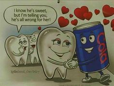 Dentaltown - I know he's sweet, but I'm telling you, he's all wrong for her!