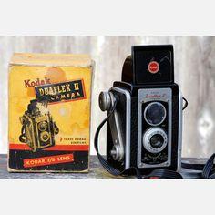 Kodak DuaflexII Camera, $80, now featured on Fab.