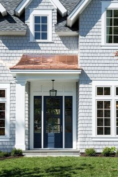 Friday Inspiration: Our Top Pinned Images — STUDIO MCGEE ~ Love the front door!!