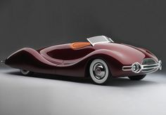 1948 Buick Streamliner. Maintenance/restoration of old/vintage vehicles: the material for new cogs/casters/gears/pads could be cast polyamide which I (Cast polyamide) can produce. My contact: tatjana.alic@windowslive.com