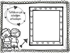 1st Day, Preschool, Frame, Instagram, Decor, Art, Blue Prints, Picture Frame, Art Background