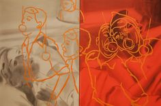 16 Miles of String - Andrew Russeth: Andy Warhol: David Salle Fan