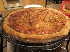Pecan Sweet potatoe pie
