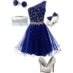 Homecoming 2015 by jessica-diaz-7 on Polyvore featuring Call it SPRING, Diamondere and Bling Jewelry