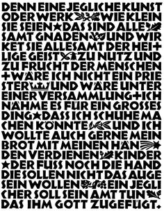 P22 Neuland - A different take on a classic type design on Typography Served