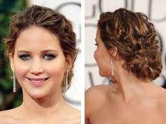 Resultado de imagen para peinados para fiesta de noche cabello corto