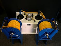 1000 images about 60 gallon dual tank sprayer on for 12 volt hose reel motor
