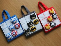 Craft Ideas To Sell Diy Christmas Gifts Ideas Rock Crafts, Felt Crafts, Fabric Crafts, Sewing For Kids, Diy For Kids, Gifts For Kids, Sell Diy, Crafts To Sell, Tic Tac Toe Game