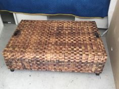LARGE Wicker/Cane COFFE TABLE with STORA... is listed For Sale on Austree - Free Classifieds Ads from all around Australia - http://www.austree.com.au/home-garden/furniture/other-furniture/large-wickercane-coffe-table-with-storage-space_i3084