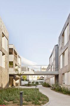 Galería de Co-Vivienda Nanterre / MaO architectes + Tectône - 11