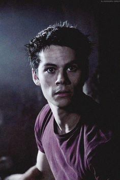 Stiles. Teen Wolf. Dylan O'Brien.