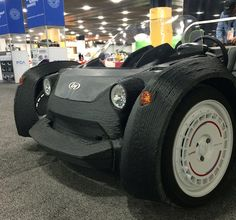 Energy Department has $125 million to kickstart more disruptive technology (like this 3-D printed car!)... Energy Department, Disruptive Technology, Renewable Energy, 3d Printer, 3 D, Printed, Future, Projects, Log Projects
