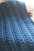 Horseshoe Cable Throw                                                $1.99 download