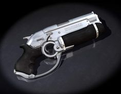 Dark Sector Handgun by DANQUISH.deviantart.com on @DeviantArt